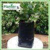 2 litre poly planter bag plant Growbag PB3 - Planter Bag Supplies NZ - for more info go to planterbags.co.nz