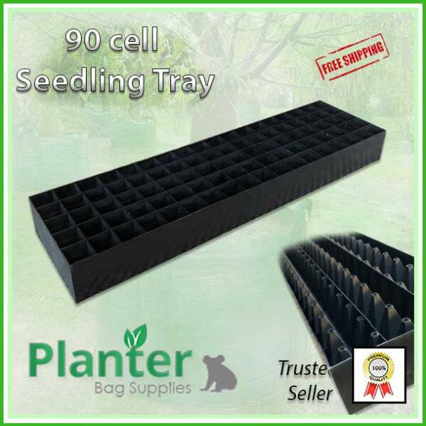 90 cell propagation tray