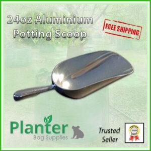 24oz Aluminium Potting Scoop